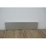 Plinthe plinthes ALUMINIUM anodise Naturel