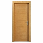 porte bois contemporaine